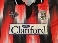 Classic Football Shirts | 1993 St Mirren Vintage Old Soccer Jerseys